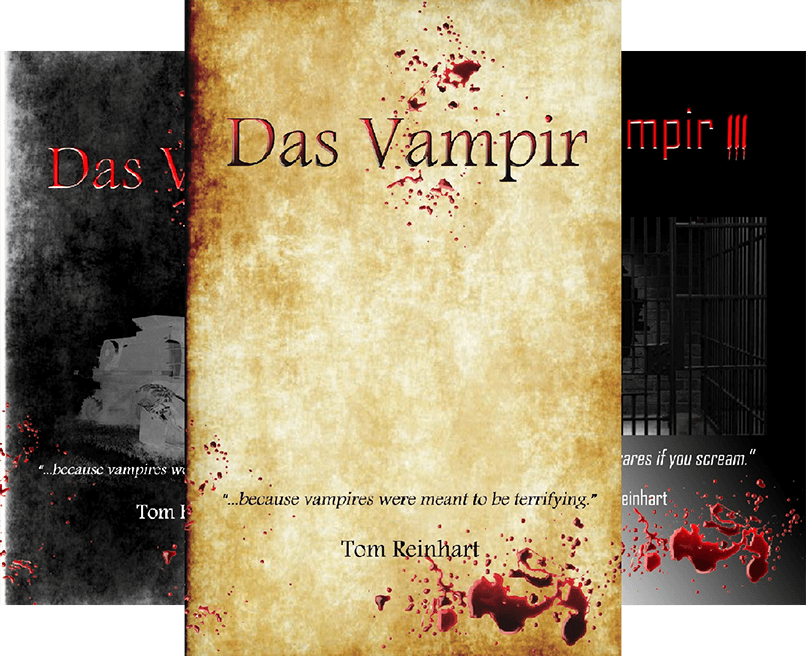 Das Vampir Book Covers
