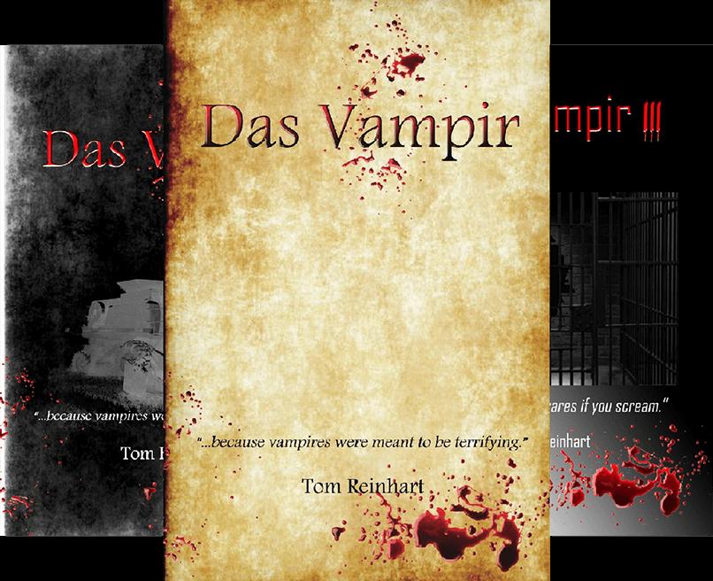 Das Vampir Book Covers