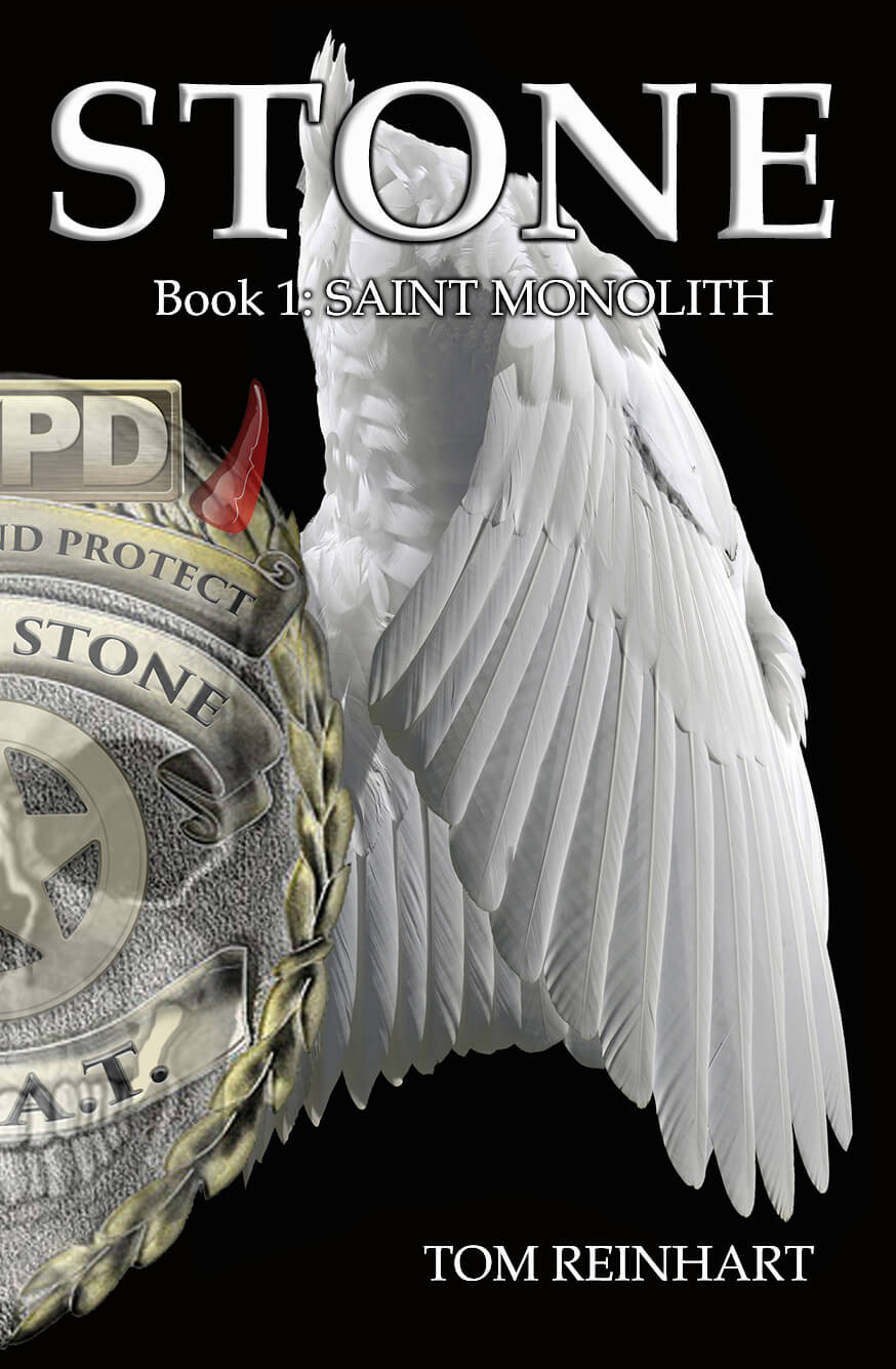 Saint Monolith Book Cover
