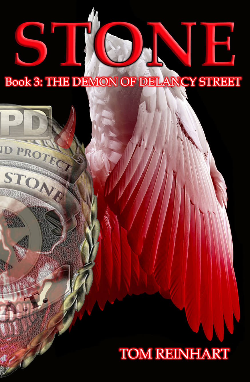 The Demon of Delancy Street Book Cover